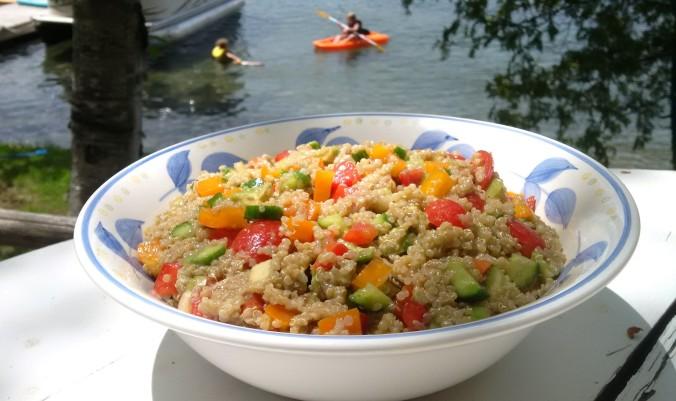 Quinoa Salad 22